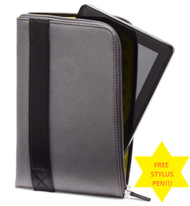Genuine Official Amazon Zip Sleeve for Kindle Fire Tablet Cover Case -Graphite