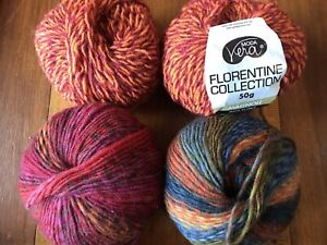 Knitting wool yarn Moda Vera Florentine 190gms
