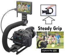 Stabilizing Action Grip Bracket For Panasonic Lumix DMC-GM5 DMC-GH4