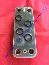 Ideal Logic Code Combi 33 Boiler DHW Domestic Hot Water Heat Exchanger 175418