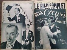 """LE FILM COMPLET 1937 N 1969 """" DEUX COEURS POUR UN HOMME """" avec OLGA TSCHECHOWA"""