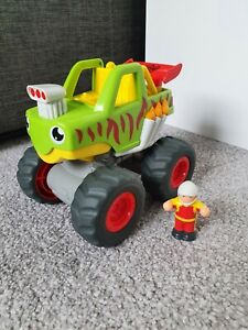 Wow Toys Mack Monster Truck Friction Powered Vehicle