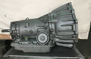 REBUILT Transmission 4L60-E 4-Speed GMC Yukon Chevy Silverado Trucks K1500 4x4