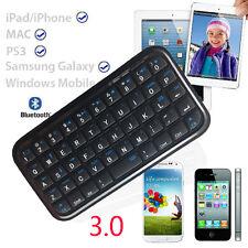 Mini Bluetooth 3.0 Wireless Keyboard For Samsung Galaxy S8 S7 Note 8 iPhone X 8