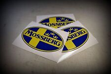 Mossberg Gun Logo Vinyl Sticker Decal Multi color 500 tactical **FREE SHIPPING**