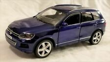 RMZ City - 1:32 Scale Model Volkswagen Touareg Blue (BBUF555019BL)