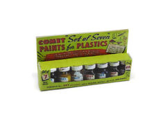 1:12th Scale Dolls House Miniature paints packet-shop-accessory-handmade-craft