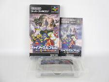 FIRE EMBLEM Monsho Mystery of the Emblem Super Famicom Nintendo Japan Game sf