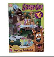 Scooby-Doo Mega Trap Building Kit Brand New Complete Kit
