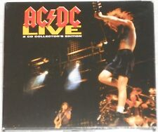 AC/DC live 2xCD collector's edition DELUXE bonus key 2003 out of print NMINT
