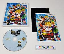 Nintendo Wii - Dragon Ball Z Budokai Tenkaichi 2 PAL