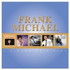 FRANK MICHAEL - COFFRET 5CD  5 CD NEW+
