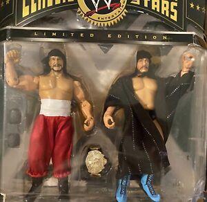 The Original Sheik & Sabu WWE WWF Jakks Classic Superstars Figure