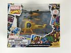 MARVEL COMICS 2.5 CH WIRELESS THANOS HELICOPTER w/ REMOTE CONTROL (NEW)