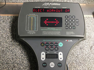 Life Fitness 91xi Console Assembly - Complete