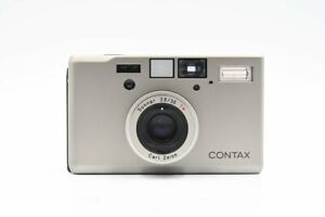 CONTAX T3 Early Model SN: 025599 20672636