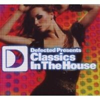 VARIOUS - DEFECTED-CLASSICS IN THE HOUSE 3 CD NEU