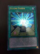 YUGIOH FUTURE FUSION ULTRA RARE NEAR MINT DUSA-EN062