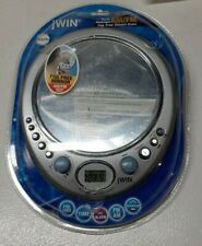 Jwin Jx-M55 Shower Am/Fm/ Radio Player with Vanity Mirror Brand New Sealed