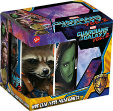 NEW OFFICIAL GUARDIANS OF THE GALAXY MUG NOVELTY GIFT TEA COFFEE CUP