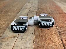 TIME Challenge Pro Pedals - White - NICE!!!