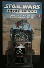 "Casque de collection Star Wars n°18 ""Anakin's Pod Racer"" (Editions Altaya) (GW)"