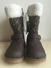 Mothercare Girls Boots Size 7/24 BNWT