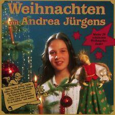 ANDREA JÜRGENS - WEIHNACHTEN MIT ANDREA JÜRGENS   CD NEU