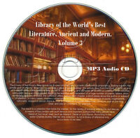 World's Best Literature Audiobooks CD (Abelard, Dante, Lord Byron) (Anthologies)