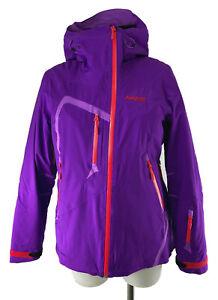 Bergans of Norway Skijacke in M Damen violett 1401 Isogaisa Primaloft wie neu