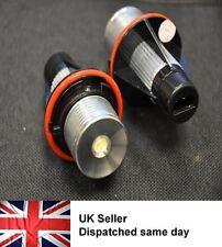 Angel Eye Marker Bulbs LED For BMW E39 E53 E60 E61 E63 E65 E66 E83 E87 White UK
