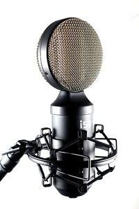 iSK RSM-5 Passive Studio Ribbon Microphone Mic