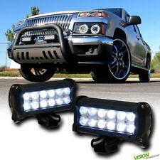 "7"" 36W Cree LED Light Bar Spot Beam Off Road Bull 4X4 Fog Car Suv Van Truck V12"