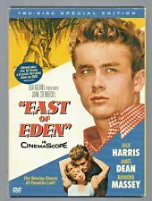 'EAST OF EDEN' JAMES DEAN JULIE HARRIS SPEC 2 DISC EDITION DVD