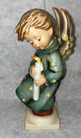"Hummel Goebel TMK6 21/I Heavenly Angel Boy Figurine 7"" Large! Rare!"
