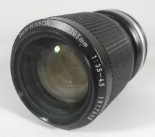 Nikon Nikkor 35-105mm f3.5-4.5 AIS Zoom Lens