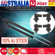 2 Bonnet Gas Struts for Toyota Landcruiser Prado120 Series 2002-09 Front Damper