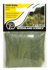 Woodland Scenics Fg174 Medium Green Field Grass 8g
