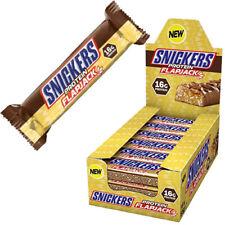 Snickers Protein Flapjack Bar - 18 x 65 g  / Eiweiß Riegel Mars / 1170 g / NEU