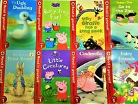Read it Yourself with Ladybird Level 1,16 Books Collection Brand New