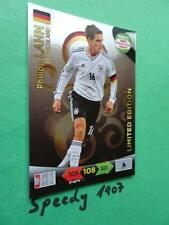 Road to Brazil Limited edition Lahm Adrenalyn 14 Fifa World Cup 2014