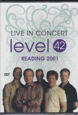 Level 42 Live in Concert Reading 2001 DVD Region 2