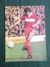 WILLIE MADDREN - MIDDLESBROUGH   - 1 PAGE PICTURE-CLIPPING/CUTTING