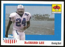 2003 Topps All American ReShard Lee RC #115 Middle Tennessee State