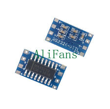 2PCS Serial Port RS232 to MAX3232 TTL Converter Adaptor Module Board