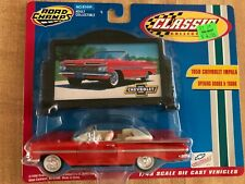 Road Champs 1959 Chevrolet Impala Limited Edition Classics Collection