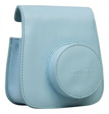 FUJIFILM Instax Groovy Camera Case for Instax Mini 9 & Mini 8 Ice Blue [LN]™
