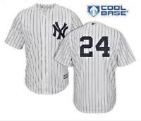 NEW Gary Sanchez New York Yankees Majestic Adult MLB Jersey