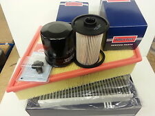 Mondeo MK4 1.8 TDCi Oil Air Fuel Cabin Filter Service Kit Sump Plug 2007-2012