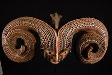13586 An Old African Igbo Helm Mask Nigeria